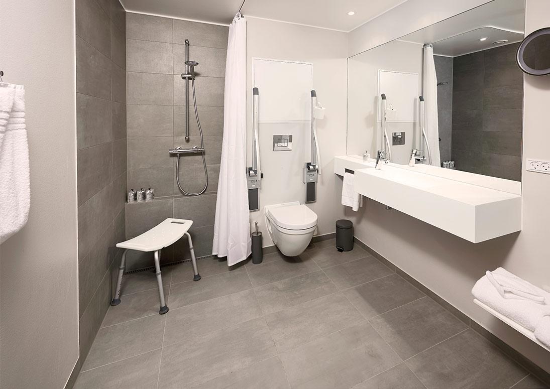 Hotel Odeon Handicap toilet