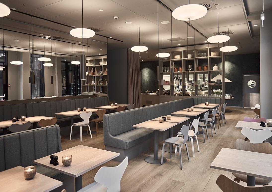 Restaurant Hotel Odeon