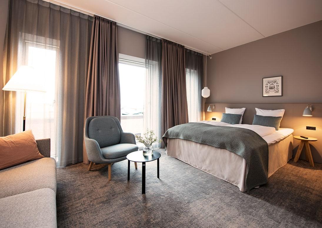 Hotel Odeon Delux værelse